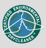 Certified Environmental Drycleaner & Certified Green Cleaner